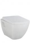 Creavit QUATRO závesné WC+bidet 2v1 TP326