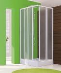 Aquatek ROYAL A4 štvorcový sprchovací kút 80-90 cm