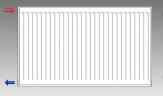 Korad radiátor 21K výška 60 cm