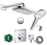 Hansgrohe RAINDANCE SET sprchový podomietkový termostatický komplet