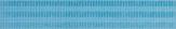 Rako REMIX listela 25 x 4,3 cm modrá WLAH5019