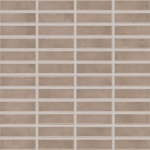 Rako TULIP mozaika 30 x 30 cm hnedá GDMAJ008