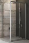 Ravak BLIX obdĺžnikový/štvorcový sprchový kút 100/110/120 cm BLDP2+BLPS