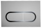 Ravak CHROME ovládacie tlačítko satin X01454