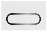 Ravak CHROME ovládacie tlačítko biele X01455