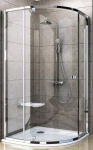 Ravak PIVOT štvrťkruhový sprchový kút 80/90/100 cm PSKK3