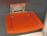 Ravak OVO B ORANGE sprchové sedátko