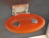 Ravak OVO P ORANGE sprchové sedátko