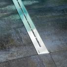 Ravak RUNWAY nerezový podlahový žľab 850/950/1050