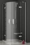 Ravak SMARTLINE štvrťkruhový sprchový kút 80/90 cm SMSKK4