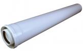Regulus komínová rúra predĺženie 80 / 125 - 1 m kondenz.