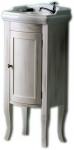RETRO umývadlová skrinka 40 cm starobiela