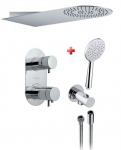 RHAPSODY 5v1 podomiekový sprchový set s termostatickou batériou