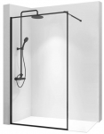 Rhea BLEND industriálna walk-in sprchová zástena 70-120 cm