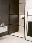 Riho GRID sprchové dvere do niky 80-90-100 cm