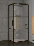 Riho GRID obdĺžnikový sprchový kút 120 x 80-90-100 cm