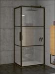 Riho GRID obdĺžnikový sprchový kút 90x80-90-100 cm