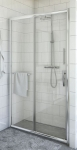 Roltechnik PROXIMA LINE posuvné sprchové dvere do niky 120 - 160 cm PXD2N