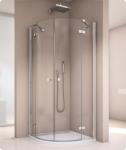 Ronal SanSwiss ANNEA štvrťkruhový sprchový kút 90 cm