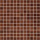 My Way ROVERE ROSSO MOZAIKA A satyna mozaika 30x30 cm tmavohnedá