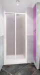 Aquatek ROYAL B2 sprchové dvere 100-130 cm