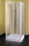 Aquatek ROYAL D2 sprchový kút 80-90 cm