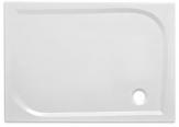SAM sprchová vanička obdĺžniková 120 x 80-90 cm