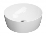 SAND okrúhle umývadlo na dosku 40 cm