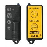 Sanela diaľkové ovládanie pre nadstavenie infračervených čidiel
