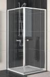 Ronal SanSwiss ECO-LINE štvorcový/obdĺžnikový sprchový kút 70/80/90/100 cm ECOP