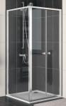 Ronal SanSwiss ECO-LINE štvorcový/obdĺžnikový sprchový kút 70/80/90/100 cm ECP2