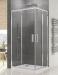 Ronal SanSwiss OCELIA štvorcový sprchový kút 80-90 cm