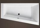 Santech EVO-S asymetrická vaňa 170 x 100 cm ľavá/pravá