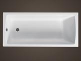 Santech nízka plytká vaňa ONE 150/160/170 cm