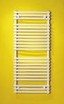 Purmo kúpeľňový radiátor SANTORINI C s výškou 113,4 cm biely