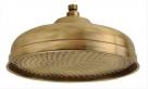 ANTEA retro hlavová sprcha bronz 300 mm