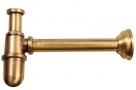 ANTEA retro umývadlový sifón bronz