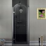 Gelco ANTIQUE retro sprchové dvere 80 cm chróm ľavé