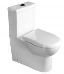 Aqualine TALIN WC misa kombi s nádržkou + sedátko
