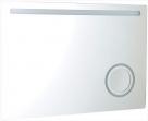 ASTRO zrkadlo s LED osvetlením 100 x 70 cm