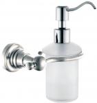 DIAMOND retro dávkovač mydla chróm