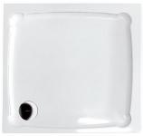 Gelco DIONA retro štvorcová sprchová vanička 90x90 cm liaty mramor