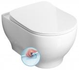 GARCIA WC misa závesná rimless