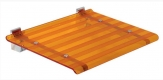 LEO sprchové sedátko závesné oranžové