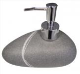 LITTLE ROCK dávkovač mydla tmavý šedý