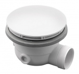 Polysan vaničkový sifón biely plast 90 mm