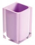 RAINBOW pohár na postavenie lila