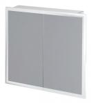 SANDRA zrkadlová skrinka  60 x 60 cm