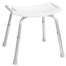 SENIOR stolička do kúpeľne pre telesne postihnutých
