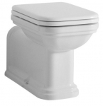 WALDORF retro WC misa